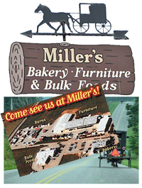 Attractive Welcome To Milleru0027s Furniture, Bakery U0026 Bulk Foods And The Adams County  Appalachian Ohio Wheat Ridge Amish Community
