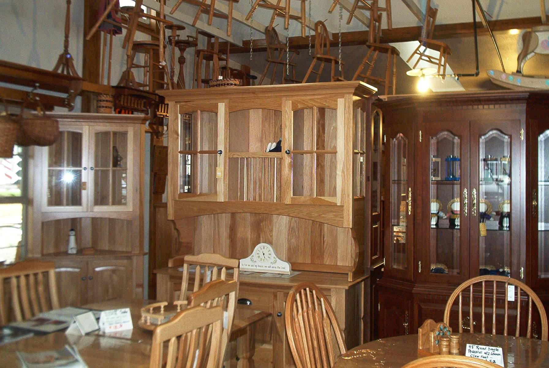 Ohio Amish Bakery And Ohio Amish Wood Furniture At