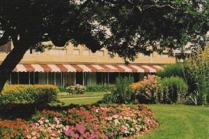 Oberlin Inn Awning