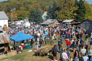 algonquin mill fall festival