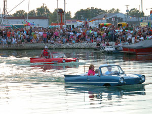 amphicar cars that swims