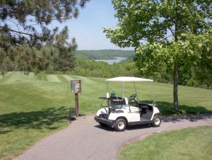 sp SALT FORK CHALET GOLF VIEW