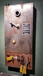bank vault alarm