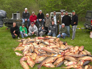 Ohio carp fishing in the ohio valley ohio traveler for Best fishing in ohio