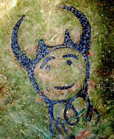 leo-petroglyth