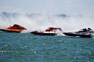 Boat Racing Grand Lake Saint Marys