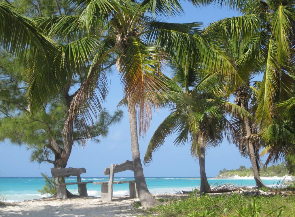 carribean island beach