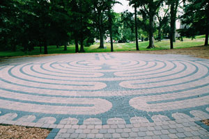 Ohio-Wesleyan-labyrinth