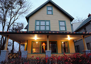 christmas story house cleveland ohio