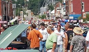 July Ohio Festivals Events In Summer Ohio Traveler - Lancaster ohio car show 2018