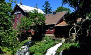 Millrace Restaurant At Clifton Mill Ohio Traveler