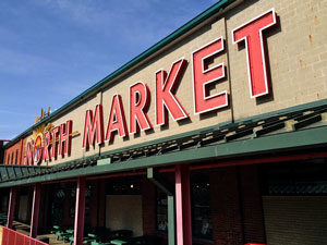 columbus north market