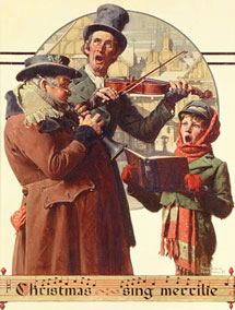 norman-rockwell-home-for-the-holidays